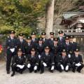 2016.01.11 平成28年松ヶ崎消防分団出初式が開催されました
