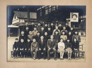 昭和30年(1955)卒業写真