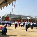平成28年度左京消防団総合査閲が執り行われ、松ヶ崎消防分団も出場しました。