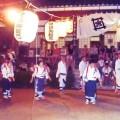 2016年8月15日(火)・16日(水)松ヶ崎の伝統行事、「妙法」送り火・「題目踊り」「さし踊り」が執り行われました。