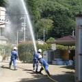 2016年10月10日(月・祝)松ヶ崎学区の総合防災訓練がで開催されました。