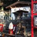 2017年1月元旦 松ヶ崎の氏神さん新宮神社で歳旦祭が執り行われました。