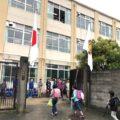 2018年4月18日(水)は松ヶ崎小学校の創立145周年記念日でした