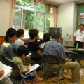 2011年7月9日(土)第61回「社会を明るくする運動・松ケ崎集会」が開催されました