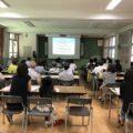 2018年7月14日(土)第68回「社会を明るくする運動・松ヶ崎集会」が開催されました。