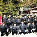 2019年1月14日(月・祝)松ヶ崎消防分団出初式が執り行われました。