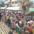 2019年7月27日(土)松ヶ崎自治連合会主催の第21回「松ヶ崎夏まつり」が盛大に開催されました。